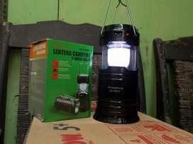 Lampu Tenda Emergency, Lampu Darurat Panel Surya 2nd