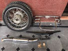 Royal enfield spare part's.
