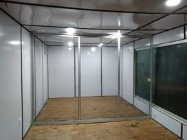Office container,porta cabin ,store container,prefab room
