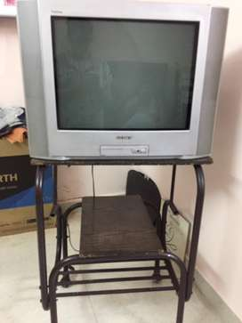 SONY Colour TV with TV Stand