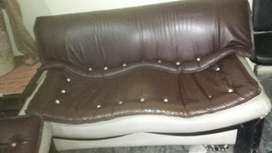 Heavy duty sofa..leather