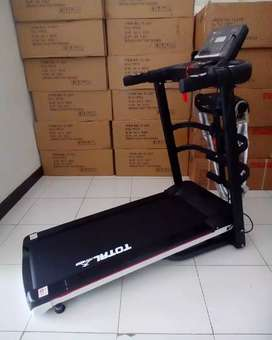 Treadmill elektrik TL 607 bisa bayar dirumah id 7711199