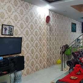 Wallpaper dinding kualitas terjamin tampil elegan
