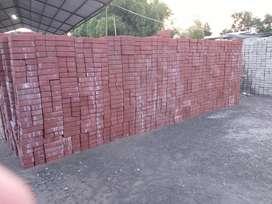 Paving block k300 t6 merah