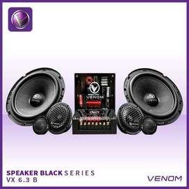 Speaker Venom Black VX 6.3 B