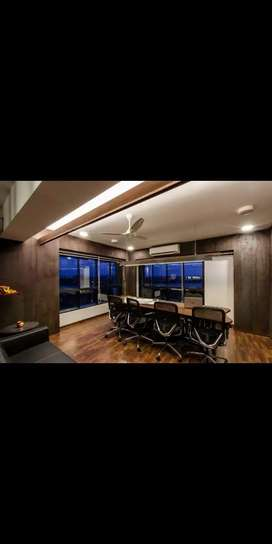Fully Luxurious Office Available Rent Adajan