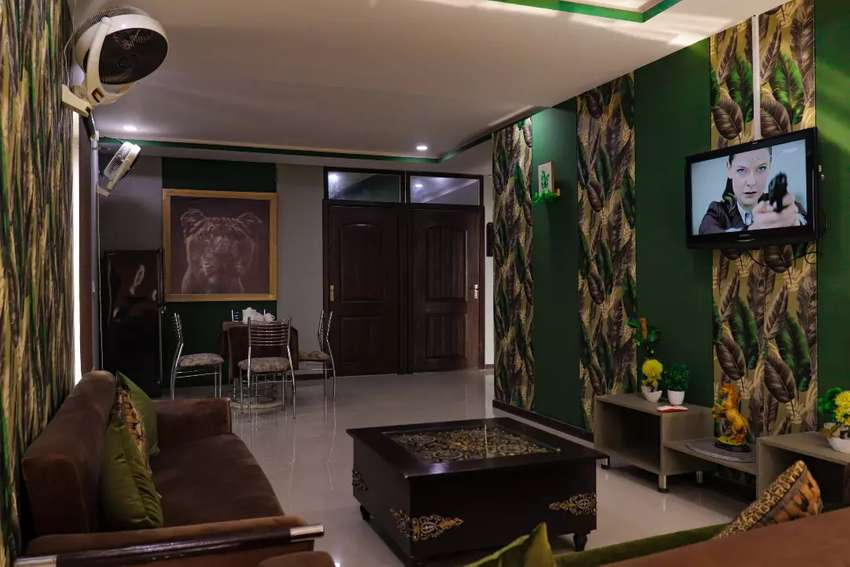 2 bedroom luxury Apartment for Rent DHA( Daily, weekly Rental ) 0