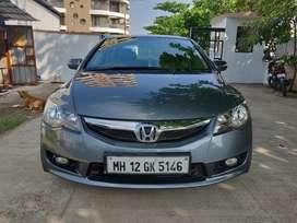 Honda Civic 1.8V MT, 2010, Petrol