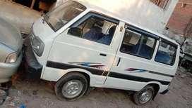 Maruti Suzuki Omni 8 STR BS-III, 2005, LPG