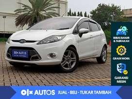 [OLXAutos] Ford Fiesta 1.6 L A/T 2013 Putih