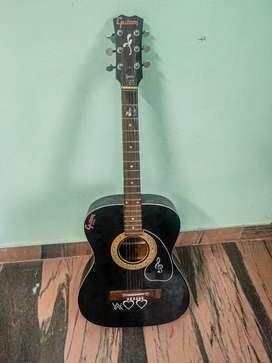 Guitar black