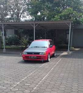Toyota starlet kapsul 1991 EP80