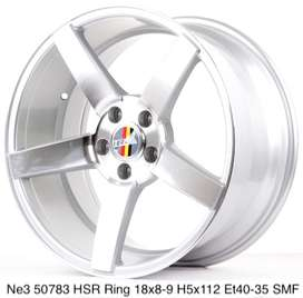 NE3 50783 HSR R18X8/9 H5X112 ET40/35 SMF