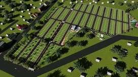 48 ACRES MEGA GATED COMMUNITY LAYOUT FOR SALE AT DUVVADA TO SABBAVARAM
