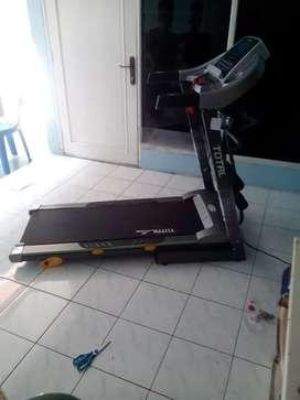 Treadmill Elektrik Multi Fungsi Best Seller Tl 288 / Alat Olahraga