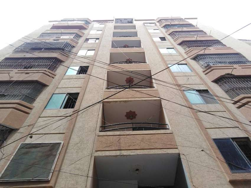 1200 sq ft apartment for sale in North Nazimabad Block H 0