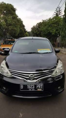 Nissan Grand Living XV CVT Matic Hitam 2014