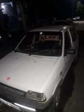 Maruti car in good condition