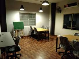 Shared Office Space Available In Gulshan-e-Iqbal from Rs4999