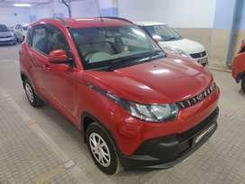 Mahindra KUV 100 2016-2017 mFALCON D75 K6 Plus 5str, 2016, Diesel