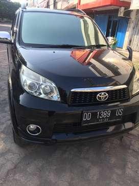 Toyota Rush S 2012 manual harga138 Juta orsinil bisa kredit