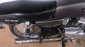 Good condition fully modified RX135 URGENT SELL