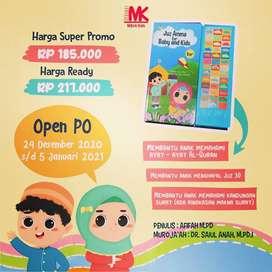 Buku edukasi anak-anak PG Paud