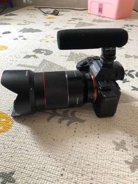 Sony a7 III like new