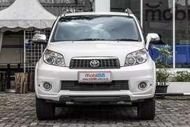 Toyota Rush s Matic 2013 call Pitria Barus