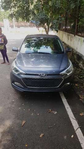 Hyundai I20 i20 Asta 1.4 CRDI with AVN 6 Speed, 2017, Diesel