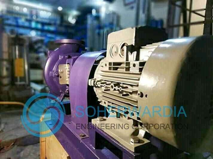 Centrifugal Pump Price in Islamabad, ENCP 65-160 Single Impeller 0
