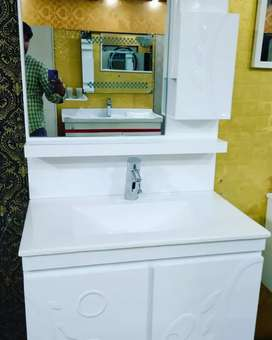 PVC new trending vanity hurry up and buy..