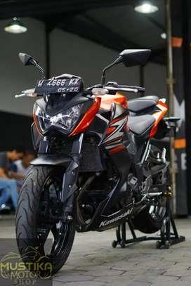 Kawasaki Z250 PMK 2015 Murah Istimewa Wiliam Mustika