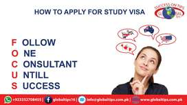 STUDY ABROAD WITHOUT IELTS & INTERVIEW