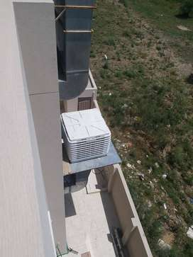 Cooling Evaporating System For home, masjid, mall