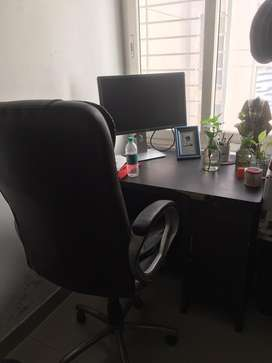 Office table chair for sale