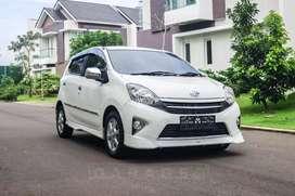 Toyota Agya TRD 1.0 Matic 2016 Termurah