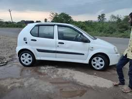 Tata Indica V2 2008 Petrol Well Maintained