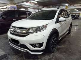 Honda BRV Prestige AT Matic Thn 2016 Putih