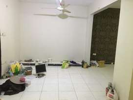 Fully furnished first floor for rent