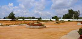 Plots for sale at shadnagar, price is Rs. 13000 per sqyds