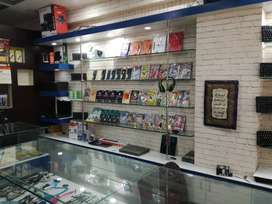 Running Computer and Mobile Shop for sale