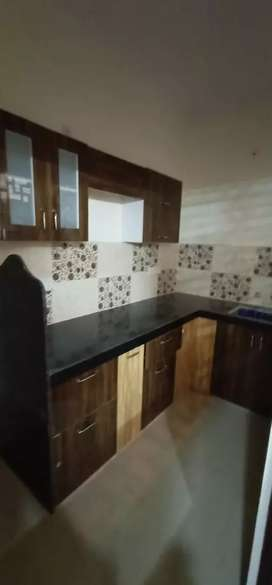 3 BHK semi furnished flat for sale in Jagatpura