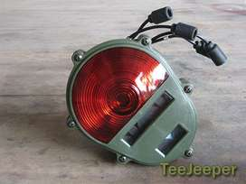 M151 Commando Jeep Lights