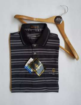 POLO SHIRT GIANNI VALENTINO - SECOND (NEGO)