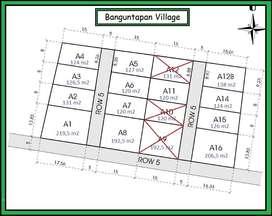 PROMO Diskon Harga 25%  Tanah Banguntapan Village 8 menit ke Terminal