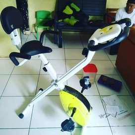 Sepeda statis xbike magnetik ( pusat grosir alat olahraga )