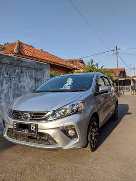 Take Over All New Sirion 2018 1.4 A/T Silver Metalik