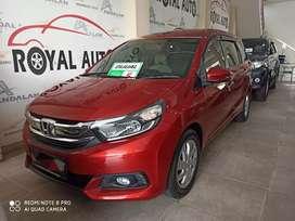 Honda Mobilio 1.5E CVT 2017 AT TDP Paket 20juta