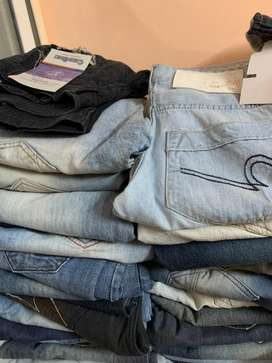 Brand new mens jeans in wholesale